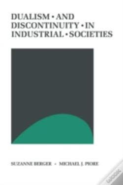 Wook.pt - Dualism And Discontinuity In Industrial Societies