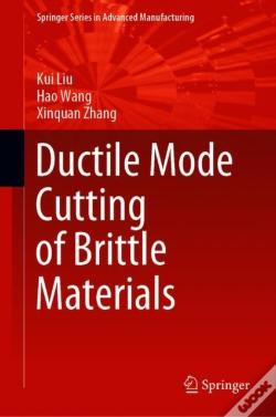 Wook.pt - Ductile Mode Cutting Of Brittle Materials