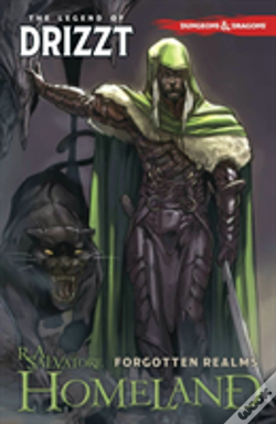 Wook.pt - Dungeons & Dragons: The Legend Of Drizzt