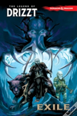Wook.pt - Dungeons & Dragons: The Legend Of Drizzt Volume 2 - Exile