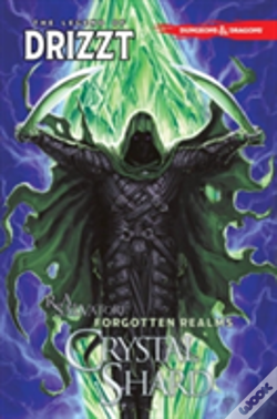 Wook.pt - Dungeons & Dragons: The Legend Of Drizzt Volume 4 - The Crystal Shard