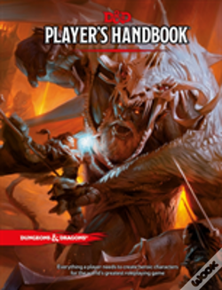 Wook.pt - Dungeons & Dragons Player'S Handbook (Dungeons & Dragons Core Rulebooks)