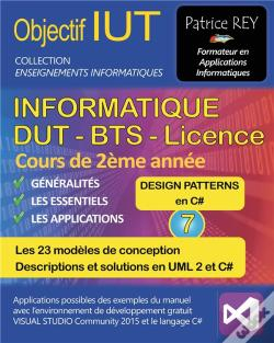 Wook.pt - Dut Informatique Design Patterns Tome 7