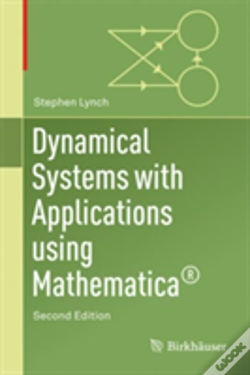 Wook.pt - Dynamical Systems With Applications Using Mathematica(R)
