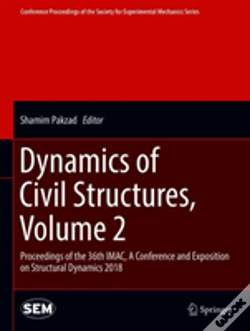 Wook.pt - Dynamics Of Civil Structures, Volume 2