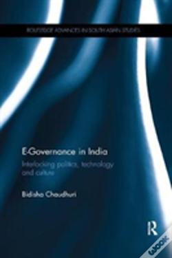Wook.pt - E Governance In India Chaudhuri R