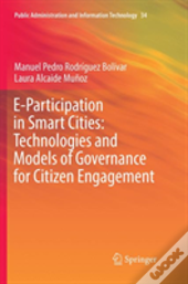 E-Participation In Smart Cities