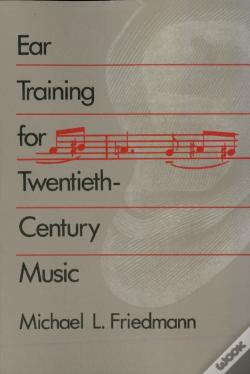 Wook.pt - Ear Training For Twentieth Century Music