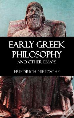 Wook.pt - Early Greek Philosophy And Other Essays