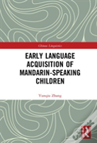 Early Language Acquisition Of Mandarin-Speaking Children