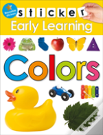 Early Learn Sticker Colours