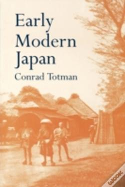 Wook.pt - Early Modern Japan