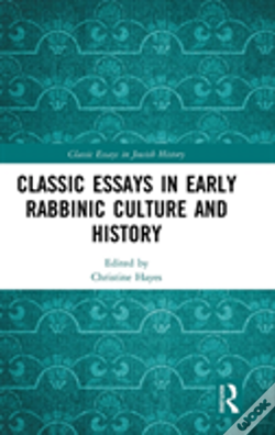 Wook.pt - Early Rabbinic History And Culture