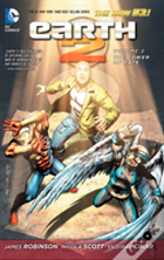 Earth 2 Volume 2: The Tower Of Fate Tp (The New 52)