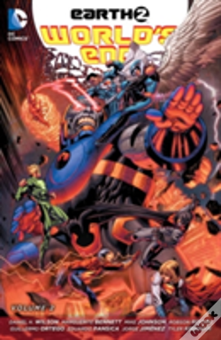 Wook.pt - Earth 2 Worlds End Tp Vol 2