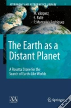 Wook.pt - Earth As A Distant Planet