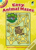 Easy Animal Mazes