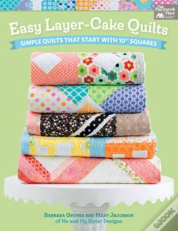 Wook.pt - Easy Layer-Cake Quilts