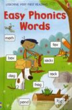 Easy Phonic Words