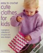 Easy-To-Crochet Cute Clothes For Kids