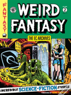 Wook.pt - Ec Archives, The: Weird Fantasy Volume 2