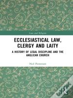 Ecclesiastical Law, Clergy And Laity