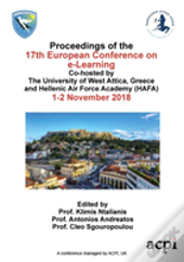 Ecel18 - Proceedings Of The 17th European Conference On E-Learning