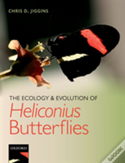 Wook.pt - Ecology & Evolution Heliconius Butterfli