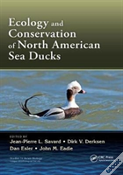 Wook.pt - Ecology And Conservation Of North American Sea Ducks