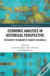 Economic Analyses In Historical Per