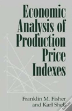 Wook.pt - Economic Analysis Of Production Price Indexes