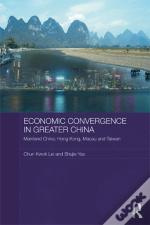 Economic Convergence In Greater China