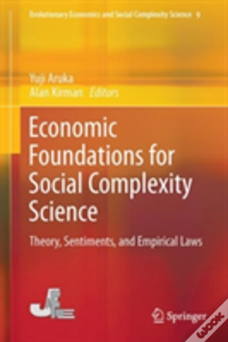 Wook.pt - Economic Foundations For Social Complexity Science