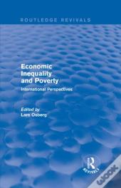 Economic Inequality And Poverty: International Perspectives