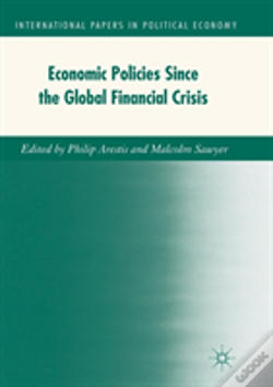 Wook.pt - Economic Policies Since The Global Financial Crisis