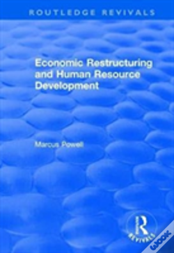 Wook.pt - Economic Restructuring And Human Re