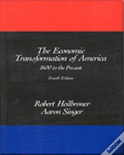 Wook.pt - Economic Transformation Of America1600 To The Present
