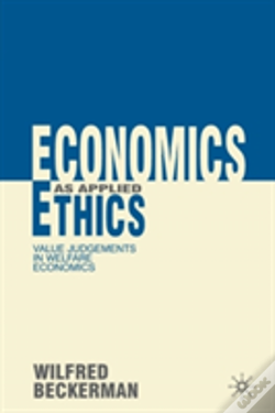 Wook.pt - Economics As Applied Ethics