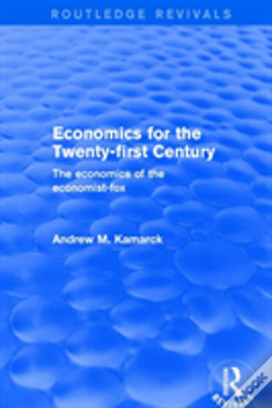 Wook.pt - Economics For The Twenty First Cent
