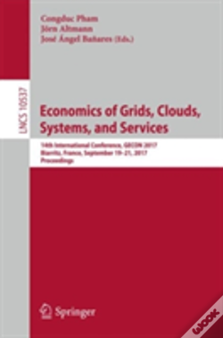 Wook.pt - Economics Of Grids, Clouds, Systems, And Services
