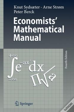 Wook.pt - Economists' Mathematical Manual