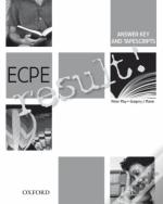Ecpe Result!: Answer Key And Tapescripts