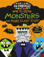 Ed Emberleys How To Draw Monsters & More