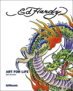 Wook.pt - Ed Hardy - Art For Life