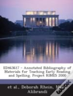 Ed463617 - Annotated Bibliography Of Mat