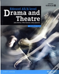 Wook.pt - Edexcel A Level Drama And Theatre Student Book And Activebook