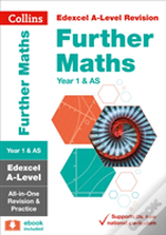 Edexcel A-Level Further Maths As / Year 1 All-In-One Revision And Practice