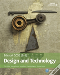 Wook.pt - Edexcel Gcse (9-1) Design And Technology Student Book