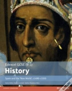 Wook.pt - Edexcel Gcse (9-1) History Spain And The 'New World', C1490-1555