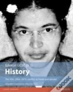 Edexcel Gcse (9-1) History The Usa, 1954-1975: Conflict At Home And Abroad Student Book